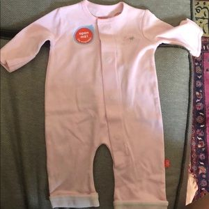 Magnificent Baby One Pieces - Magnificent Baby Magnetic Me Pink Newborn Outfit